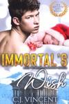 Immortals Wish A MM Non-Shifter MPREG Holiday Romance Short