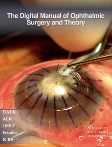 The Digital Manual of Ophthalmic Surgery and Theory Book Cover