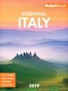 Fodors Essential Italy 2019