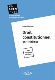 Droit constitutionnel - Intégrale