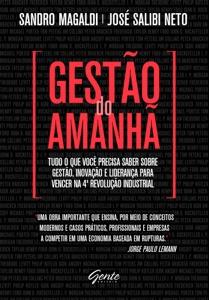 Gestão do Amanhã Book Cover
