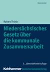 Niederschsisches Gesetz Ber Die Kommunale Zusammenarbeit