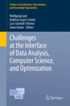 Challenges At The Interface Of Data Analysis Computer Science And Optimization