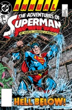 Adventures Of Superman Annual (1987-) #1