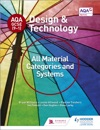 AQA GCSE 9-1 Design And Technology All Material Categories And Systems