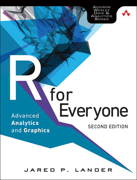 R for Everyone: Advanced Analytics and Graphics, 2/e