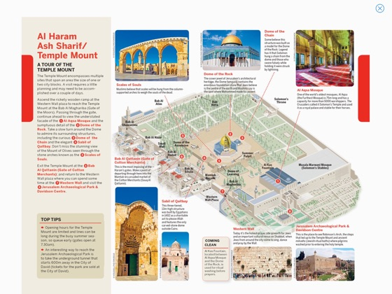 ‎Israel & the Palestinian Territories Travel Guide