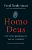 Yuval Noah Harari - Homo Deus artwork