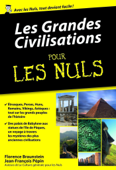 Les grandes civilisations Pour les Nuls, édition poche