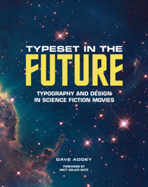 Typeset in the Future book