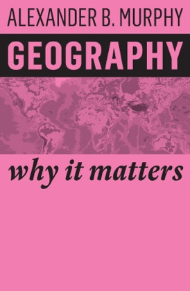 Geography book cover