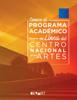 Zeltzin Juárez Enguilo & Programa Académico en Línea - Conoce el Programa Académico en Linea del CENART ilustración