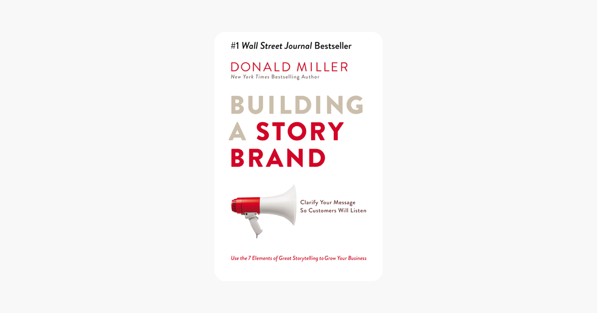 ‎Building a StoryBrand