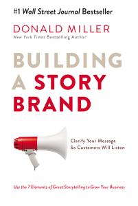 Building a StoryBrand Copertina del libro