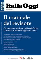Il manuale del revisore