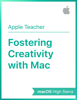 Apple Education - Fostering Creativity with Mac macOS High Sierra artwork