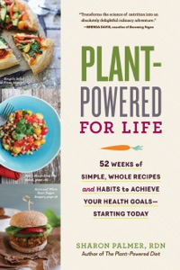 Plant-Powered for Life Book Cover