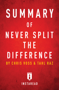 Summary of Never Split the Difference ebook