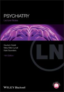 Psychiatry Copertina del libro
