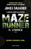 Maze Runner. Il codice Book Cover