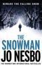 Jo Nesbø - The Snowman artwork