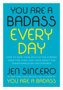 You Are a Badass Every Day Book Cover