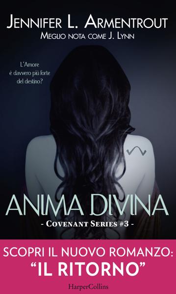 Scaricare Anima divina - Jennifer L. Armentrout PDF
