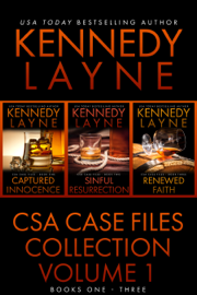 CSA Case Files (Volume 1) book summary