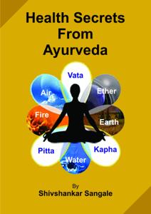 Health Secrets From Ayurveda Libro Cover