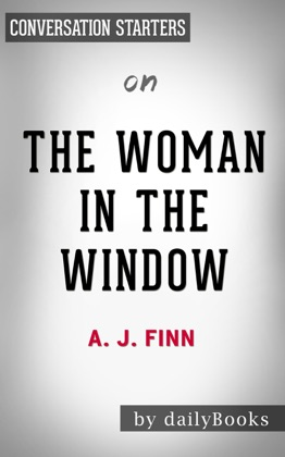 The Woman in the Window: by A.J Finn Conversation Starters image