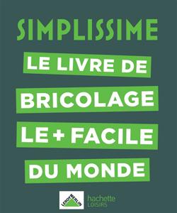 SIMPLISSIME - Bricolage Couverture de livre