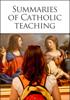 J. M. Martin - Summaries of Catholic teaching artwork