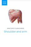 Anatomy flashcards: Shoulder and arm