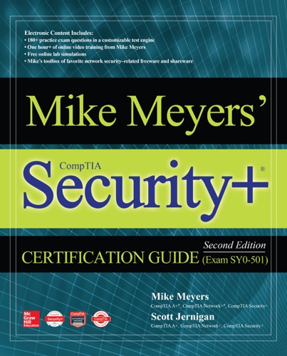 Mike Meyers' CompTIA Security+ Certification Guide, Second Edition (Exam SY0-501) E-Book Download