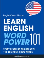 Learn English - Word Power 101