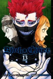 Black Clover, Vol. 13 book