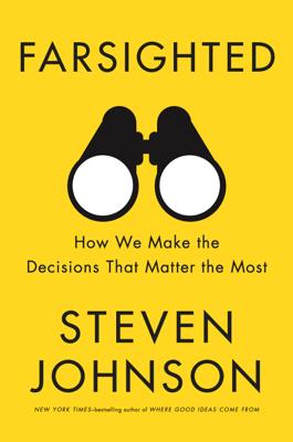 Farsighted - Steven Johnson book