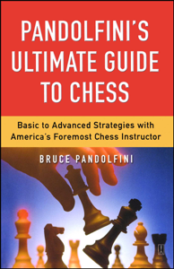 Pandolfini's Ultimate Guide to Chess Book Cover