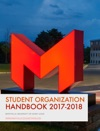 Maryville University Student Organization Handbook 2017-2018