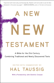 A New New Testament - Hal Taussig book summary