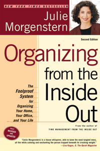 Organizing from the Inside Out, Second Edition Book Cover