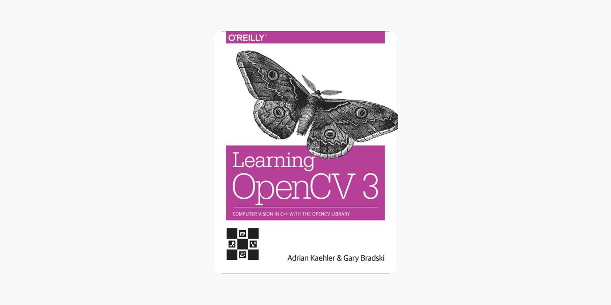 Learning OpenCV 3 on Apple Books