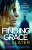 K.L. Slater - Finding Grace artwork