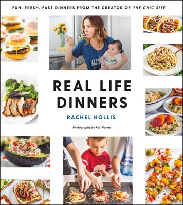 Real Life Dinners pdf Download