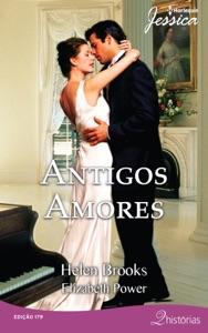 Antigos Amores Book Cover