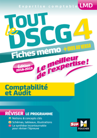 Tout le DSCG 4 - Comptabilité et Audit - Entrainement et révision