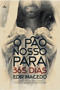 O pão nosso para 365 dias Book Cover