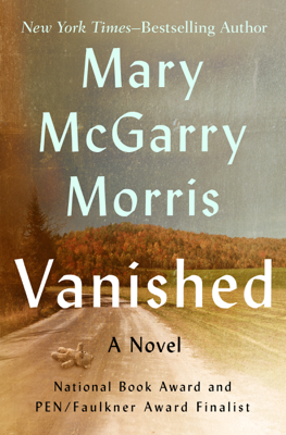 Vanished - Mary McGarry Morris book