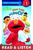Elmo Says Achoo! (Sesame Street): Read & Listen Edition