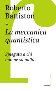 La meccanica quantistica Copertina del libro